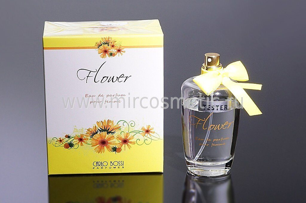 Carlo Bossi Flower Yellow 100ml