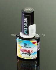 Гель-лак TNL Summer Party - Pina Colada №08 (10 мл.)